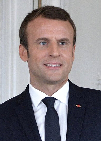 """why? From the spectacular birth of President Macron until the """"yellow best"""" demo"""
